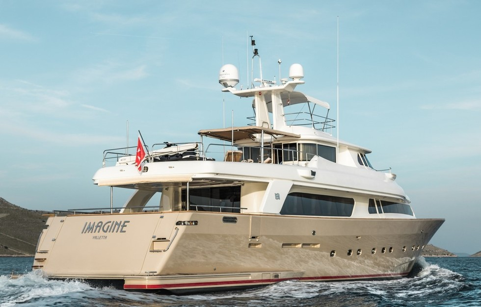 Ferretti IMAGINE