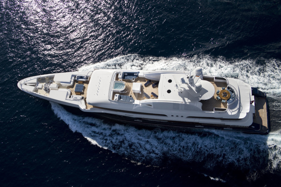 Charter Sycara V Arcon Yachts