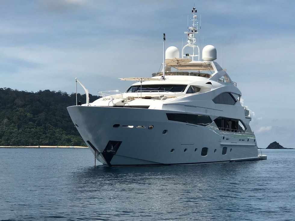 Sunseeker 40M Tanvas