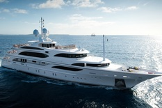Motor yachts: super and megayachts IMAN 60M