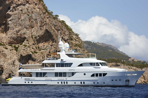 Yachts for sale in Thailand Moonen 42M Sofia