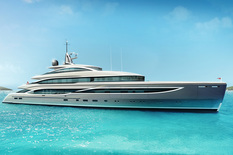 Yachts for sale in Thailand Benetti B NOW