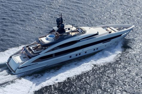 Yachts for sale in Corsica Heesen 50m Aquamarine