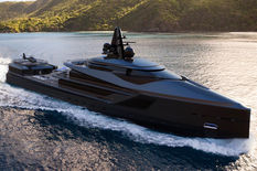 Expedition yacht for sale Oceanco Explorer 105m