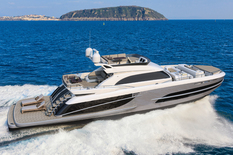 Motor yachts: super and megayachts Beachclub 660