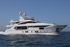 Yachts for sale in Adriatic Sea Benetti 125 Falcon II