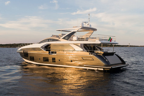 Yachts for sale in Ibiza Azimut Grande 27 m