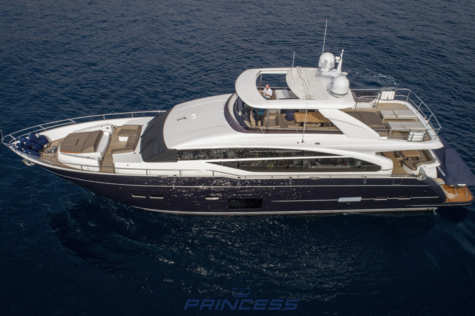 Yachts for sale in Corsica Princess 88