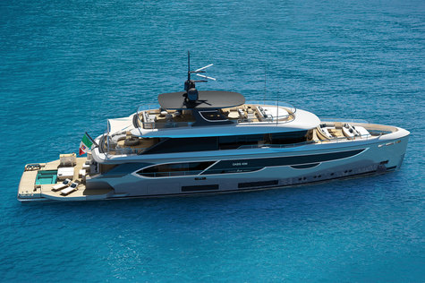 Yachts for sale in Egypt Benetti Oasis 40M