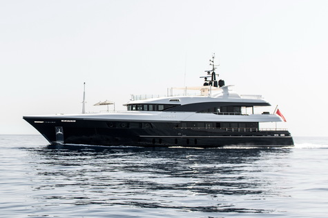 Yacht charter in Liguria AMADEUS 44.7m Timmerman