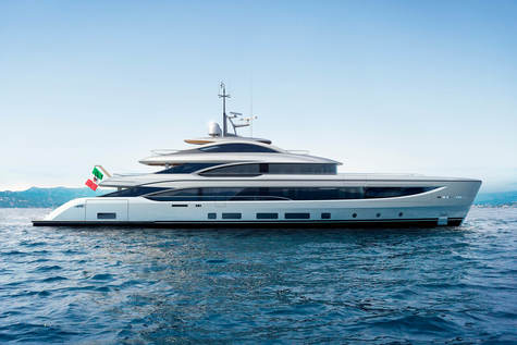 New yacht for sale Benetti B NOW 50m
