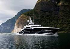 Yacht charter in Moscow LADY LI 50m Heesen