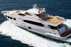 Yachts for sale in Egypt Gulf Craft MAJESTY 105