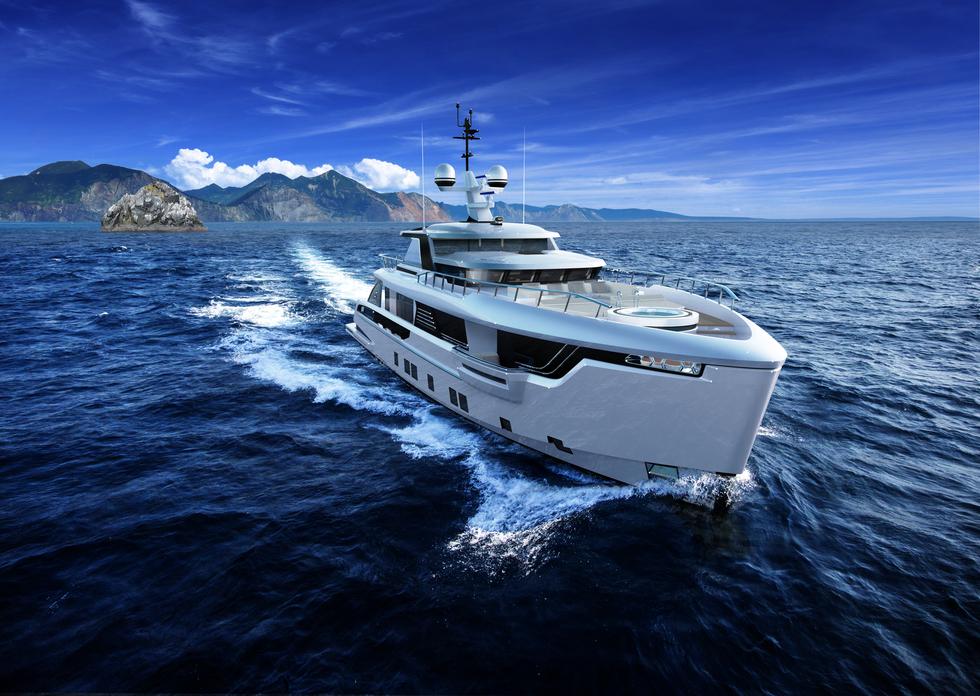 Продажа яхт arconyachts.com