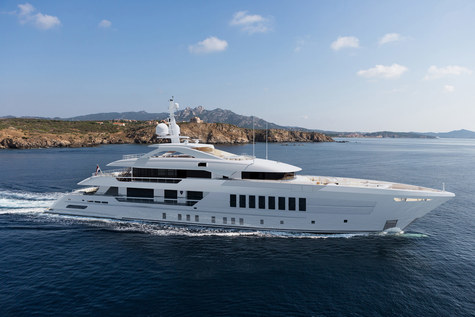 Yachts for sale in Phuket Heesen 55M FDHF Gemini