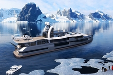 Yachts for sale in Mediterranean Sea Heesen Explorer Xventure 57m
