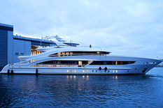 New yacht for sale Heesen TRITON 50m