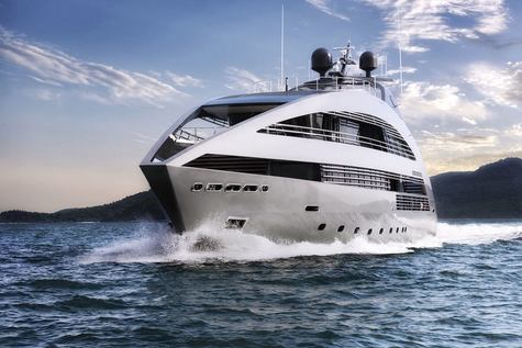 Yacht charter in Indonesia OCEAN EMERALD