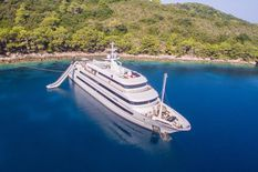 Yacht charter in Cuba Brodosplit KATINA