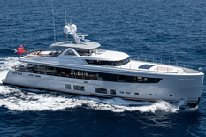 Yacht charter in Cyprus Mulder CALYPSO I