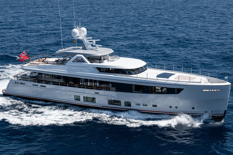 Yacht charter in Monte-Carlo Mulder CALYPSO I