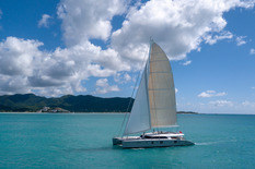 Yacht charter in Caribbeans Sunreef Yachts CHE 34.72m