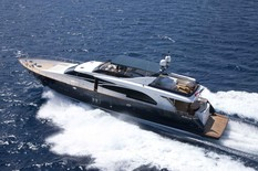 Yacht charter in Monte-Carlo Couach LADY AMANDA