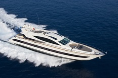 Yacht charter in Monte-Carlo TOBY