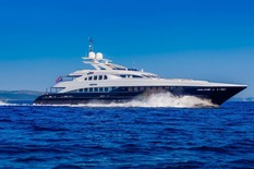 Charter yachts in Maldives Heesen AGRAM