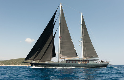 Yachts charter in  France Sailing Ketch ROX STAR 40m