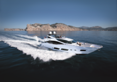 Yacht charter in Santorini Sunseeker HIGH ENERGY