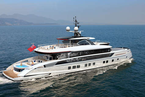 New yacht for sale Dynamiq GTT 135