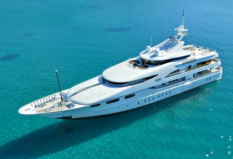 Yacht сharter in the Canary Islands Lurssen CAPRI I