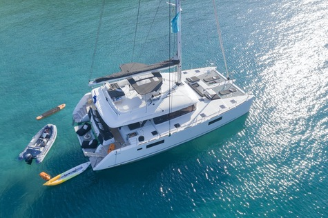 Sailing yachts for rent Lagoon BOOM