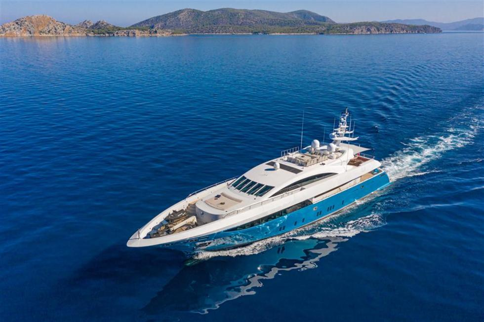 Mondomarine 42m BARENTS SEA