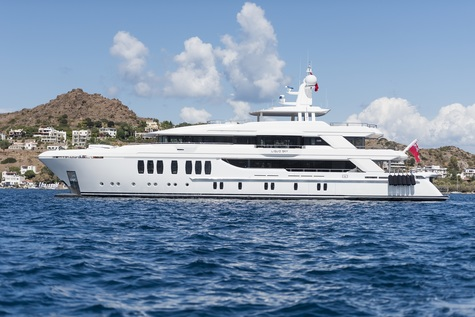 Yacht сharter in the Canary Islands CMB Yachts LIQUID SKY