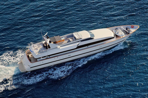 Yacht charter UAE Baglietto OBSESION