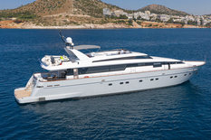 Yachts charter in  France Sanlorenzo GRACE