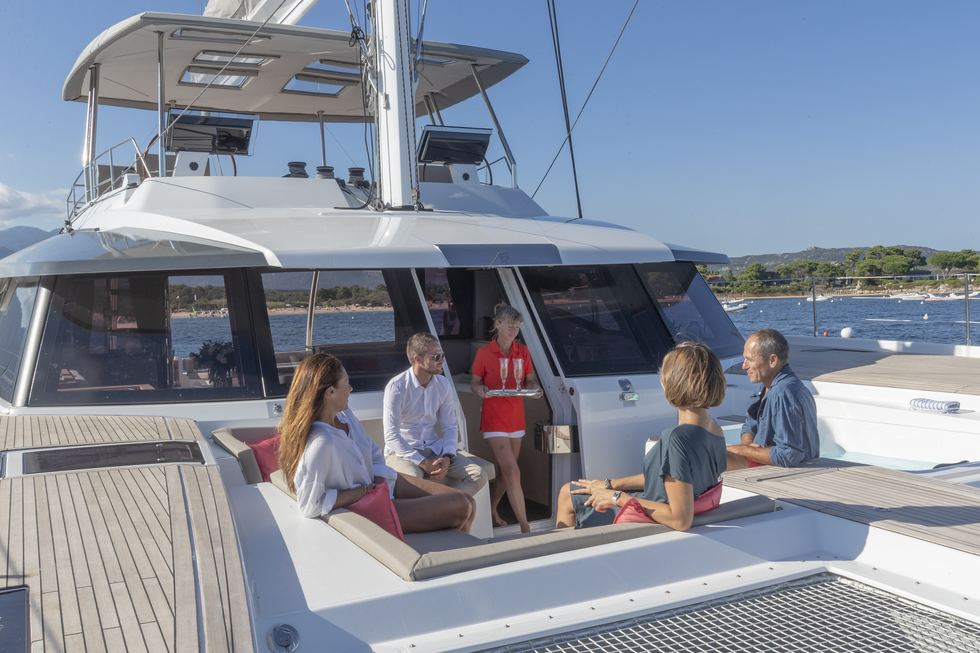 Fountaine Pajot NUMBER ONE