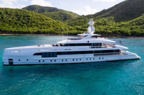 Yachts for sale in Corsica Heesen Altea 50M