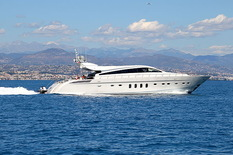 Yachts for sale in Thailand Leopard 31m Jade
