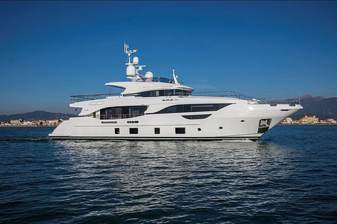 Yachts for sale in Egypt Benetti Delfino 95