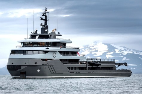 Yacht charter in Mexico Icon RAGNAR 68m