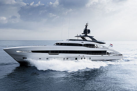 Yachts for sale in Egypt Heesen 50m Sapphire