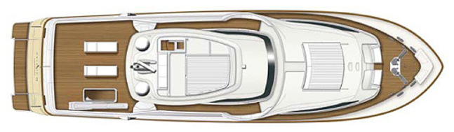 Ferretti 26 Yellow Turtle